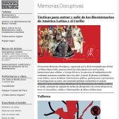 Especial Memorias Disruptivas - Red Conceptualismos del Sur