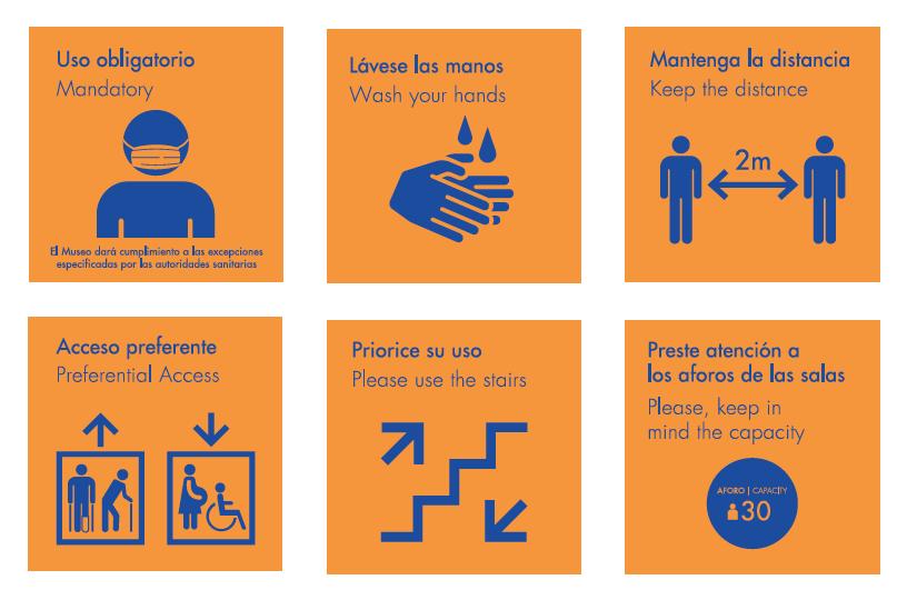 Medidas higiene y seguridad