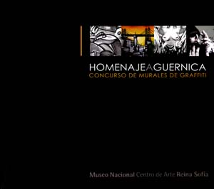 Homenaje a Guernica. Concurso de murales de graffiti, 2007