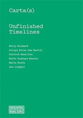 Cover of Unfinished Timelines