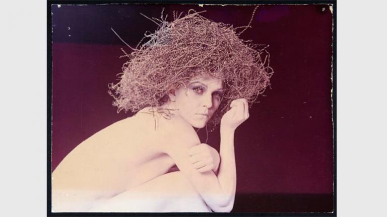 Luis Acosta Moro, Cabeza de muñeca, 1967