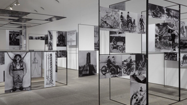Richard Hamilton, Man, Machine & Motion (Hombre, máquina y movimiento), 1955/2012