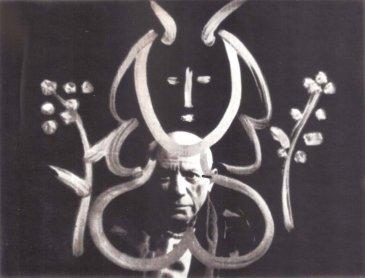 Visita a Picasso de Paul Haesaerts