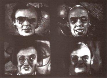 Carlos Gil-Roig. Uomo Blue, 1993