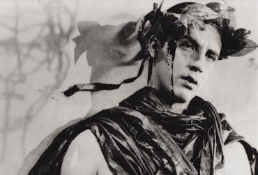 Jean Cocteau. La Sang d'un Poéte, 1930