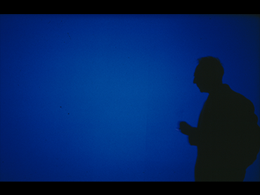 Derek Jarman. Blue. Film, 1993. Courtesy of © Basilisk Communications Limited