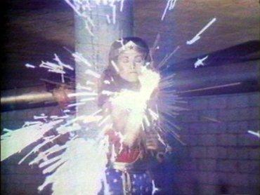 Dara Birnbaum. Technology/Wonderwoman (Tecnología/La mujer maravilla), 1978-1979. Vídeo (Betacam SP y DVD), 5'50'' sonido. Cortesía Eletronic Arts Intermix (EAI), Nueva York (http://www.eai.org)