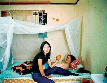 Oksun Kim. Happy Together, 2002