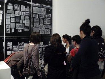 Desarrollo de la visita Museo Reina Sofía, 2011