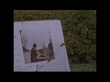 Luke Fowler. Cézanne. Película, 2019. Cortesía de Luke Fowler y LUX, Londres