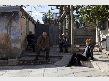 Amos Gitai. Ana Arabia. Película, 2013