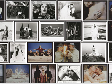Derek Jarman. The Garden. Película, 1990. Fotogramas de la película. Cortesía y © Basilisk Communications Limited