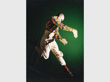 Performance: Vaslav (1989). Gelabert-Azzopardi Companyia de Dansa. Photography: Ros Ribas