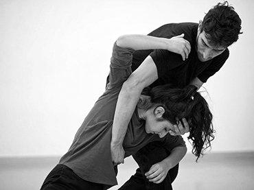 Compañía Carmen Fumero, …Eran casi las dos, 2015. Fotografía de Miguel Berrocal Gómez