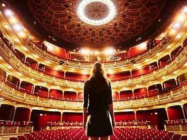 TeatroSOLO LONEtheater Matias Umpierrez. Fotografía de Gorka Bravo