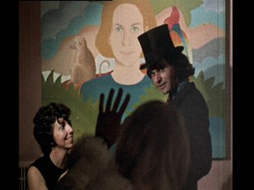 Narcisa Hirsch. Retrato de una artista como ser humano. Película, 1973