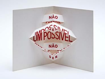 Augusto de Campos y Julio Plaza, Poemobiles, 1974