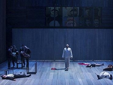 Martín Matalón y Oscar Strasnoy, La sombra de Wenceslao, Ópera de Rennes, 2016