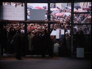 Roberto Rossellini. Le Centre Georges Pompidou. Película, 1977