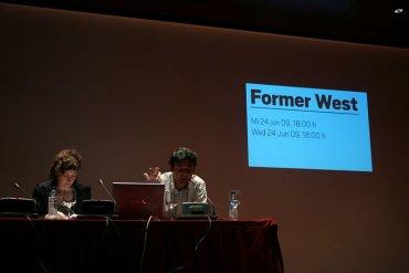 Imagen Former West. Presentación seminario