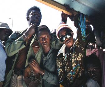 Djibril Diop Mambéty. Touki Bouki. Film, 1973