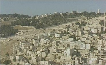 Amos Gitai.  Una casa en Jerusalén. Película, 1998