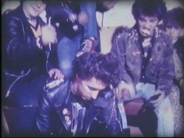 José Ramón Da Cruz (Grupo TAU: Da Cruz, Valdés and Cebrián). Gran Puk. Video, 1982. Courtesy of José Ramón Da Cruz
