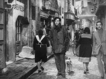 Rafael Gil. La calle sin sol. Película, 1948