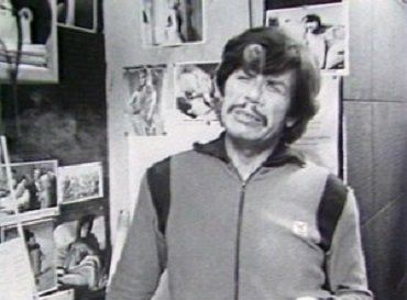 Carlos Flores. El Charles Bronson chileno o idénticamente igual. Película 16mm, b./n., sonido, 67'