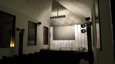 Imagen del Auditorio Sabatini, Museo Reina Sofía