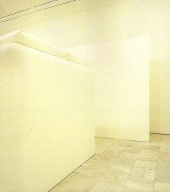Exhibition view. Álvaro Machimbarrena. El salto, 1999