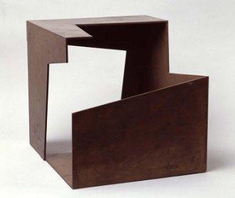 Jorge Oteiza. Caja vacía, 1958. Escultura. Colección Museo Nacional Centro de Arte Reina Sofía, Madrid