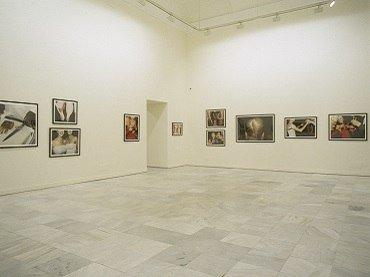 Exhibition view. Jessica Craig-Martin. Los elementos del estilo, 2002