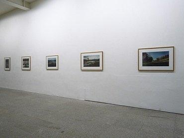Vista de sala de la exposición. Stan Douglas, 1994