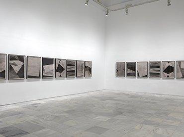 Exhibition view. Erlea Maneros Zabala, 2016