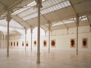 Exhibition view. José María Sicilia. L'Horabaixa, 1997