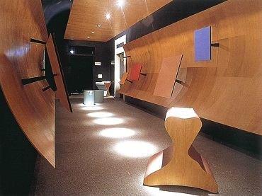 Exhibition view. Surrealistas en el exilio y los inicios de la Escuela de Nueva York, 1999