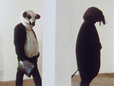 Fischli y Weiss. Minimal resistance, 1980-1981. Museo Nacional Centro de Arte Reina Sofía. © Peter Fischli David Weiss, Zürich 2013