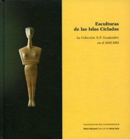 Esculturas de las Islas Cícladas. La Colección N.P. Goulandris en el MNCARS