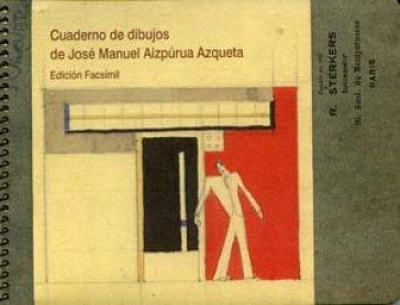 Cuadernos de dibujo de José Manuel Aizpúrua Azqueta