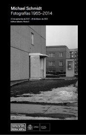 Portada de Michael Schmidt. Fotografías 1965-2014