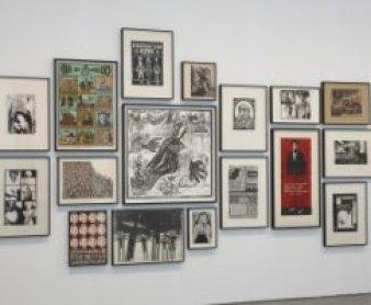 Colección 2, Sala 414. Museo Reina Sofía, 2011