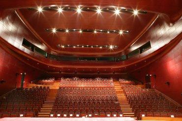 Museo Reina Sofía. Edificio Nouvel. Auditorio 400