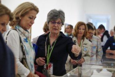 Mujeres en vanguardia. Mayores de 65 años