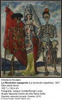 Francis Picabia. La révolution espagnole, 1937