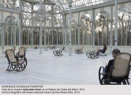 Vista de sala / gallery view Dominique Gonzalez-Foerster. SPLENDIDE HOTEL (imagen 6)