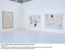 Idea: Pintura Fuerza, vista de sala / gallery view (imagen 4)