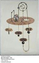 Patricia Gadea. Bar Churrúpez, 1988. Colección particular