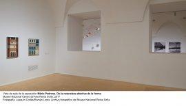 Vista de sala de la exposición Mario Pedrosa. De la naturaleza afectiva de la forma