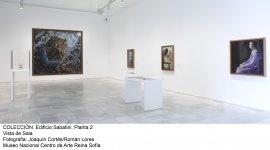 Colección 1. Edificio Sabatini, Planta 2. Vista de sala (4)